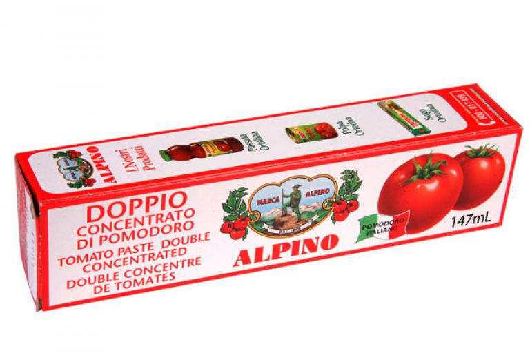 ALPINO TOMATO PASTE 147ML