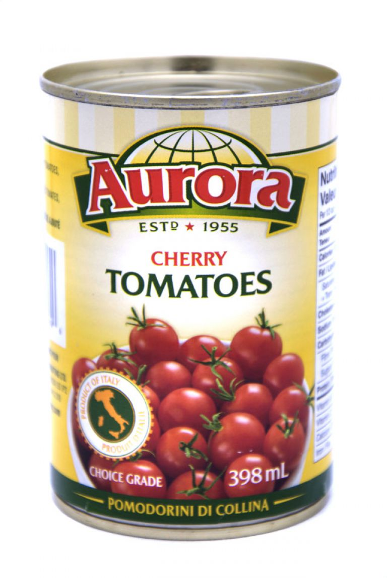 AURORA TOMATOES CHERRY 398ML