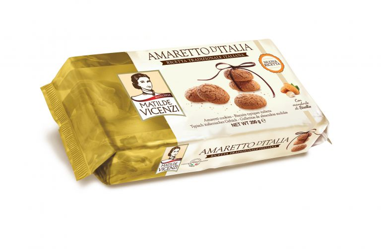 VICENZI AMARETTO TRAY 200GR