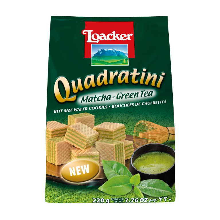LOACKER QUADRATINI WAFER