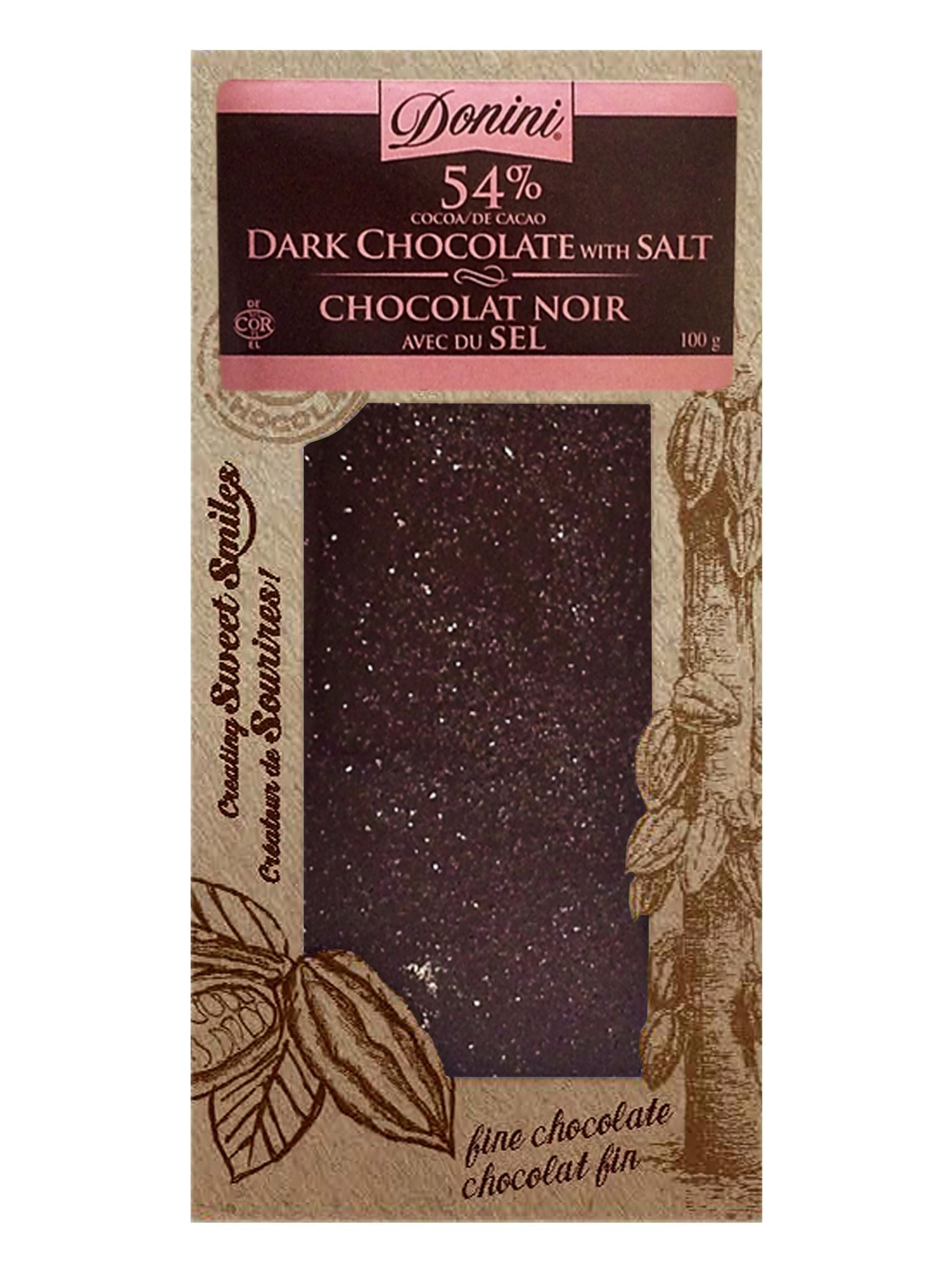 DONINI GOURMET CHOCOLATE BARS