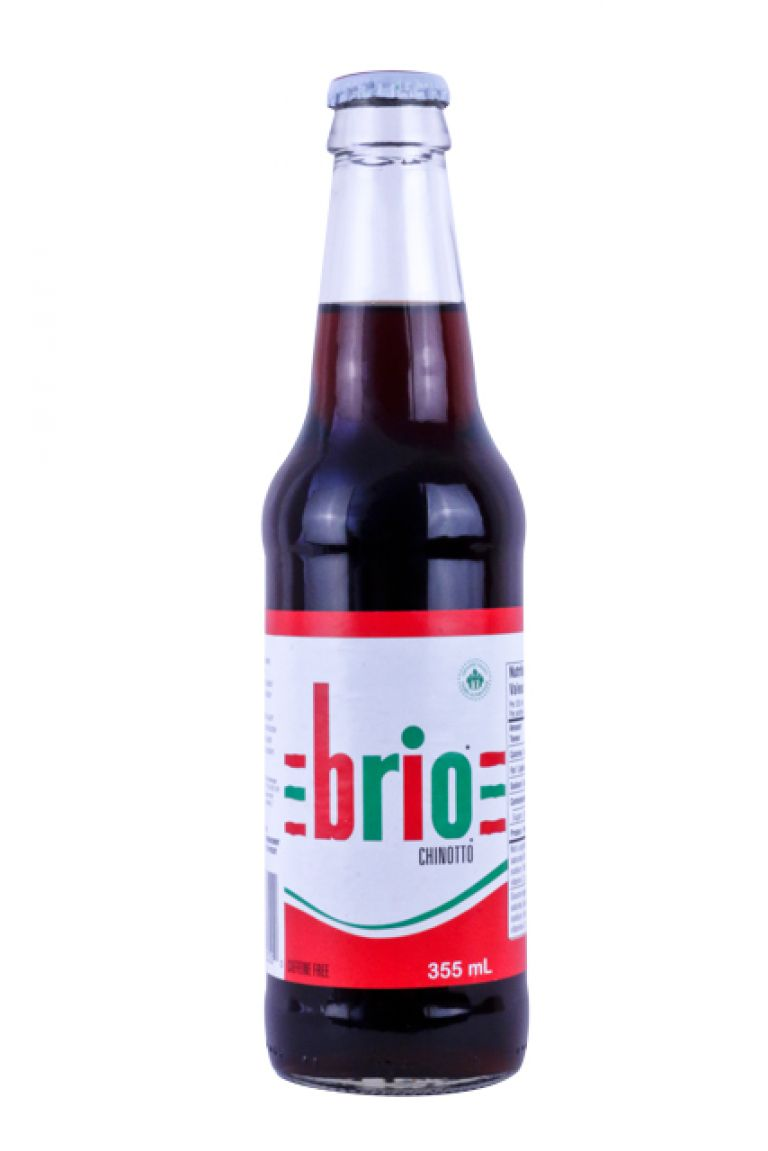 BRIO CHINOTTO 355ML GLASS
