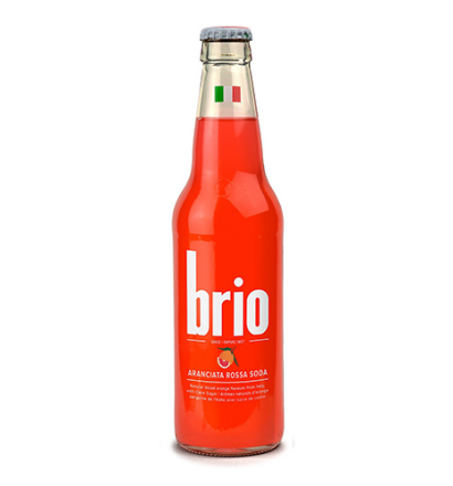 BRIO CRAFT SODA 355ML GLASS