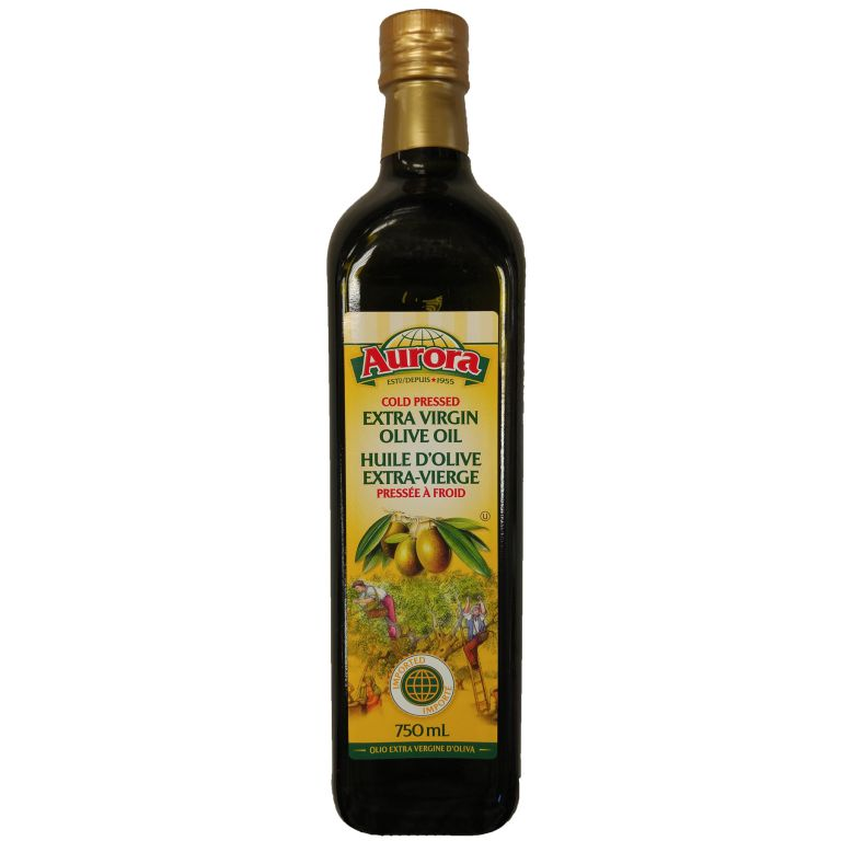 AURORA EXTRA VIRGIN OLIVE OIL 750ML