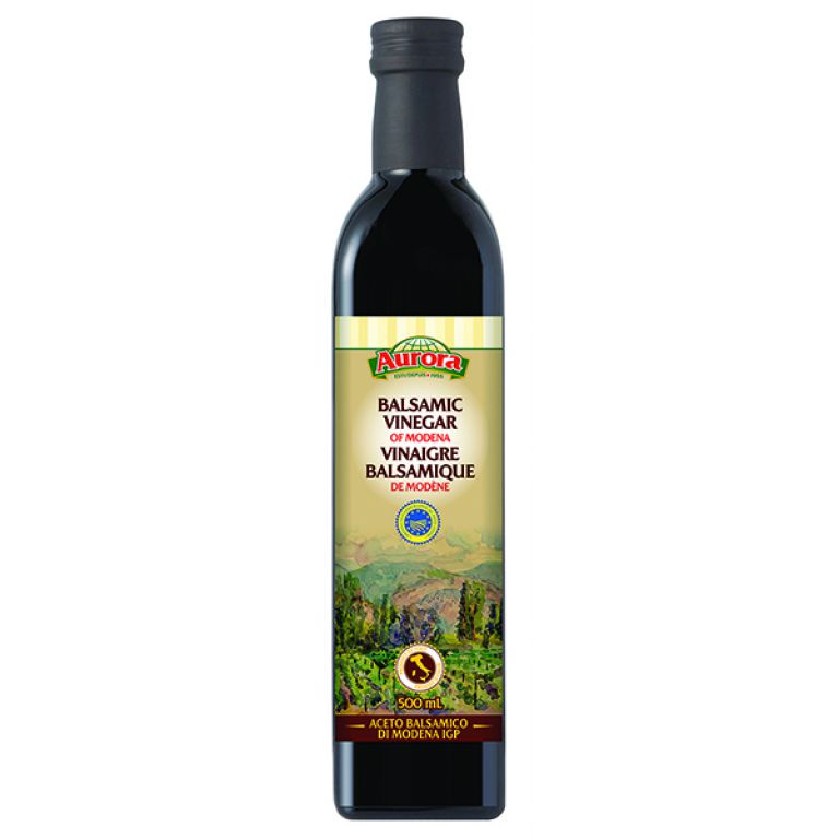 AURORA BALSAMIC VINEGAR 500ML