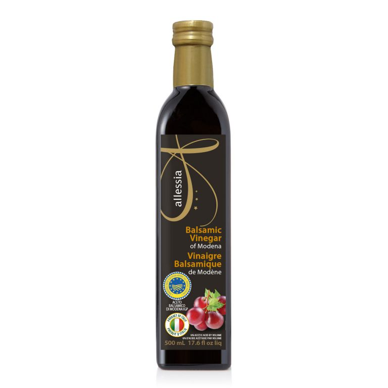 ALLESSIA BALSAMIC VINEGAR 500ML