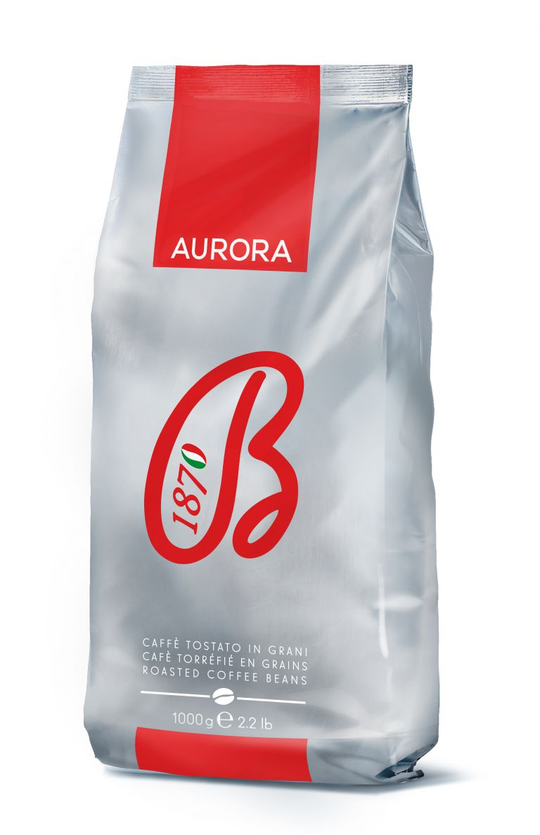 BARBERA COFFEE BEAN AURORA 1KG