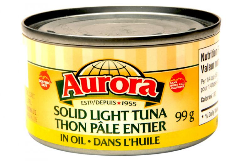 AURORA TUNA FISH IN OIL 99GR