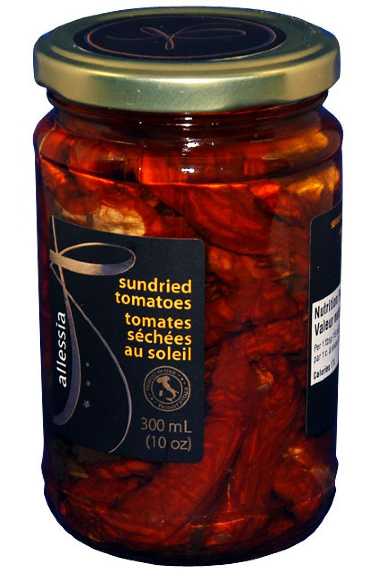 ALLESSIA DRIED TOMATO IN OIL 300ML
