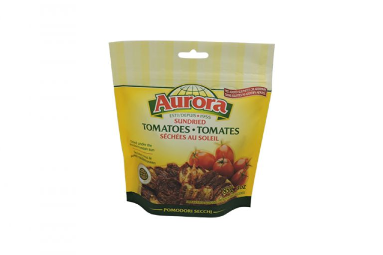 AURORA DRY TOMATOES (NO OIL) 85GR