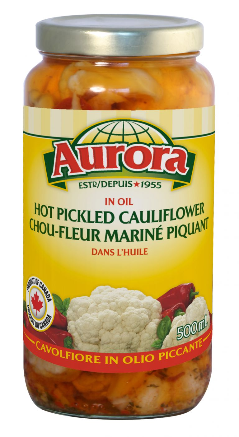 AURORA CAULIFLOWER HOT 500ML