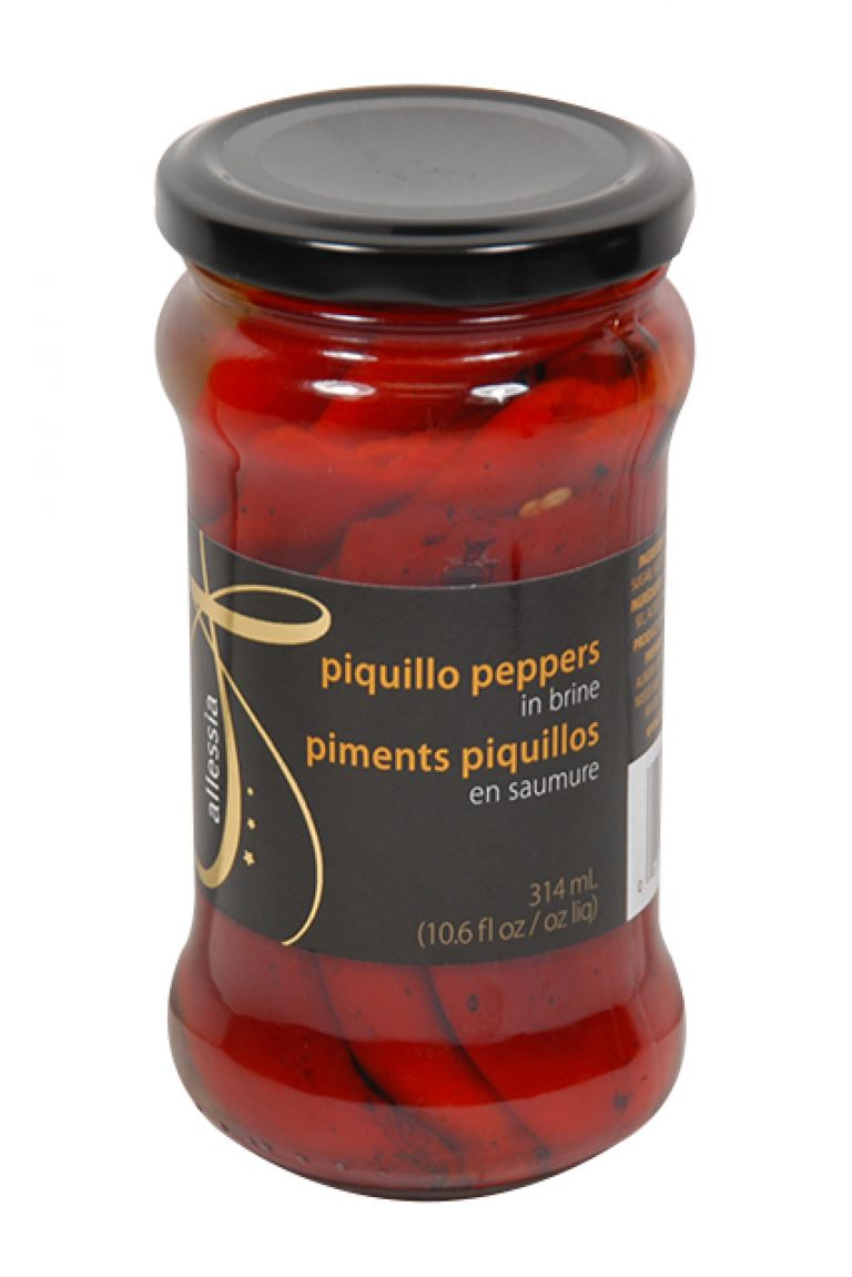 ALLESSIA RST PIQUILLO PEPPER 314ML
