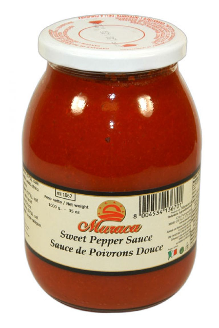 MURACA SWEET PEPPER SAUCE 1062ML