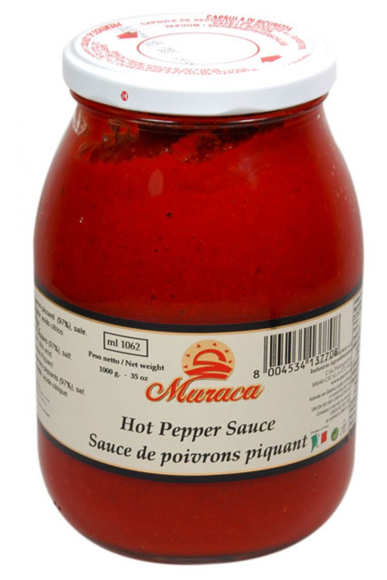 MURACA HOT PEPPER SAUCE 1062ML