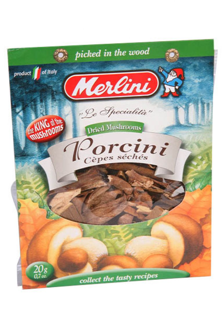 MERLINI DRIED PORCINI 20GR