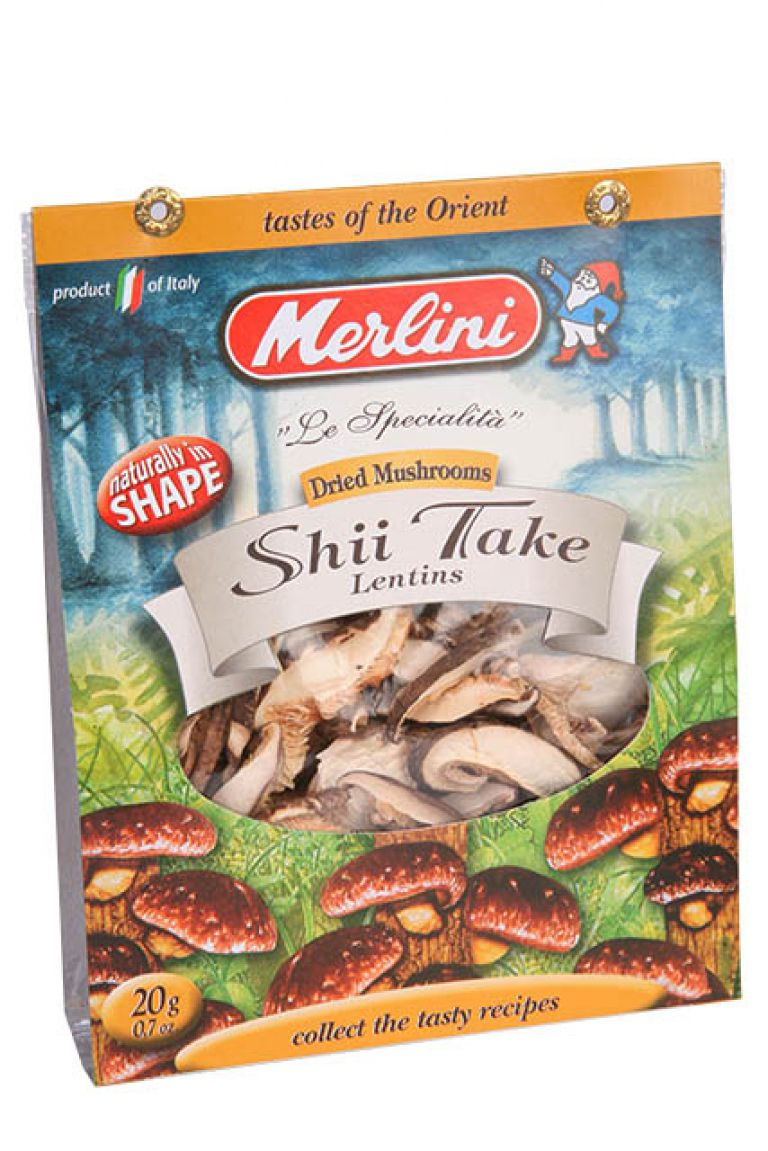 MERLINI DRIED SHIITAKE 20GR