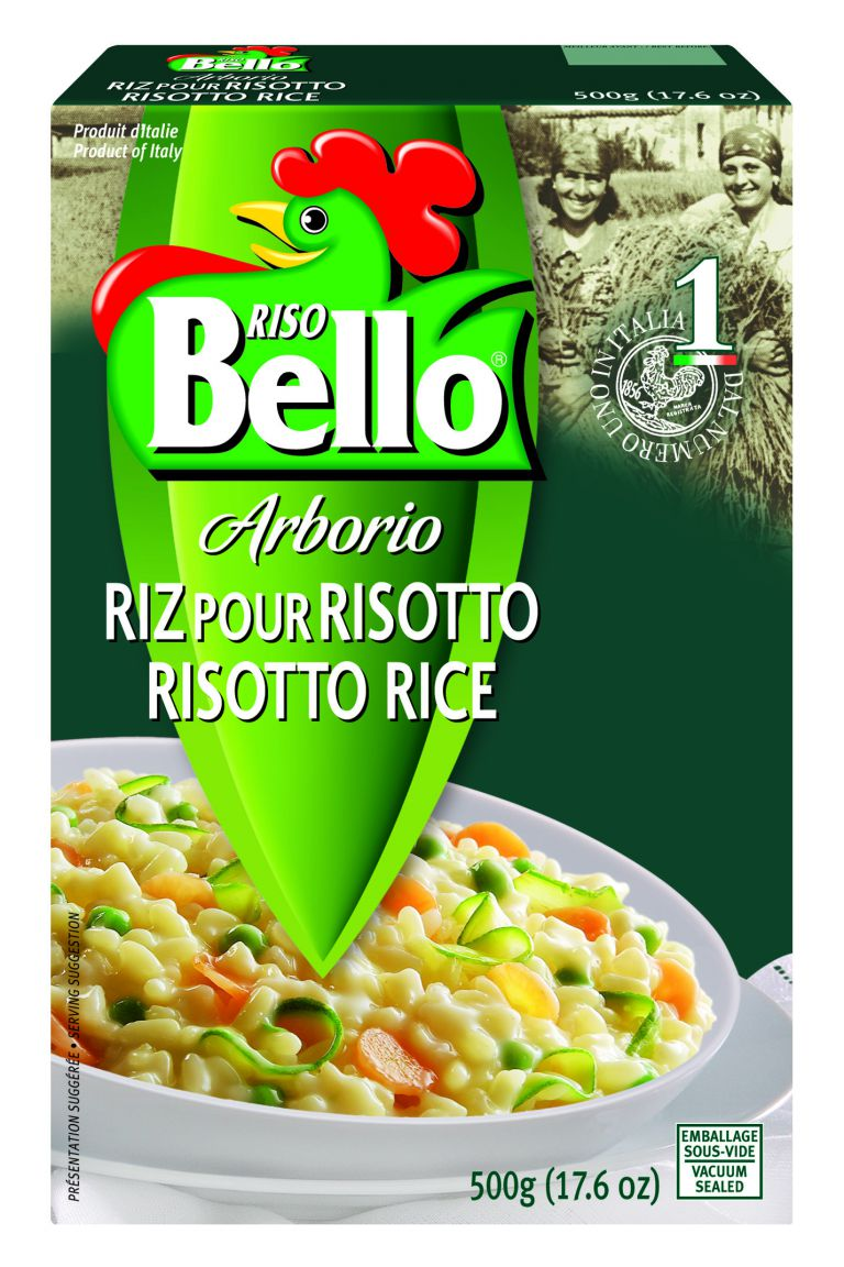 RISO BELLO RICE ARBORIO 500GR