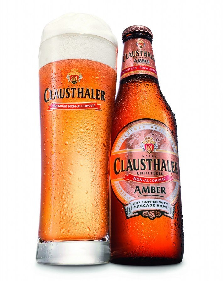 CLAUSTHALER NA BEER AMBER 6X355ML