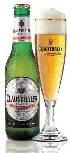 CLAUSTHALER NA BEER CL PREM 6X355ML