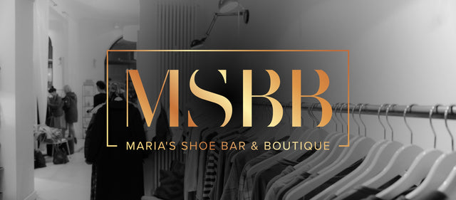 MSBB | Maria's Shoe Bar & Boutique | MsbbStyles
