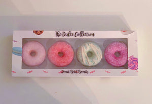 Donut Bath Bomb Set - Sweet Sweet
