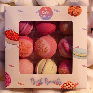 Load image into Gallery viewer, Dulce Truffle Bath Bomb Set