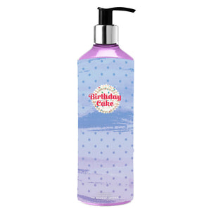 Birthday Cake Shower Gel