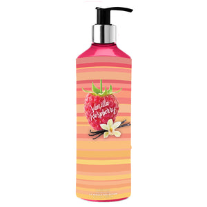 Vanilla Raspberry Shower Gel