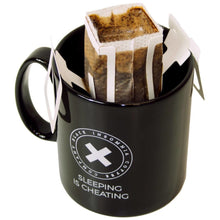 Load image into Gallery viewer, Black Insomnia Coffee Pour-Over Bags