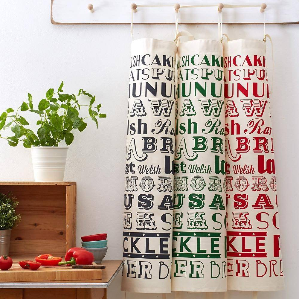 Welsh Dinner Apron - Bezar
