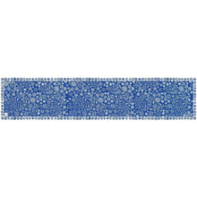 Load image into Gallery viewer, Blue Let it Snow | Table Runner - Bezar
