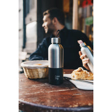 Load image into Gallery viewer, Reusable Bottle: Bicolor edition - Black