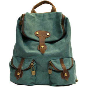 ST.PAUL: Backpack - Green