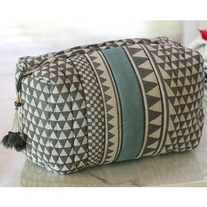 Sankari design bag in smokey grey - Bezar