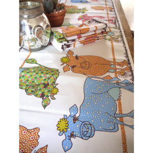 CowGirls | Table Runner - Bezar