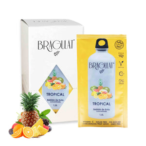 Instant drink TROPICAL Bragulat | 15 units
