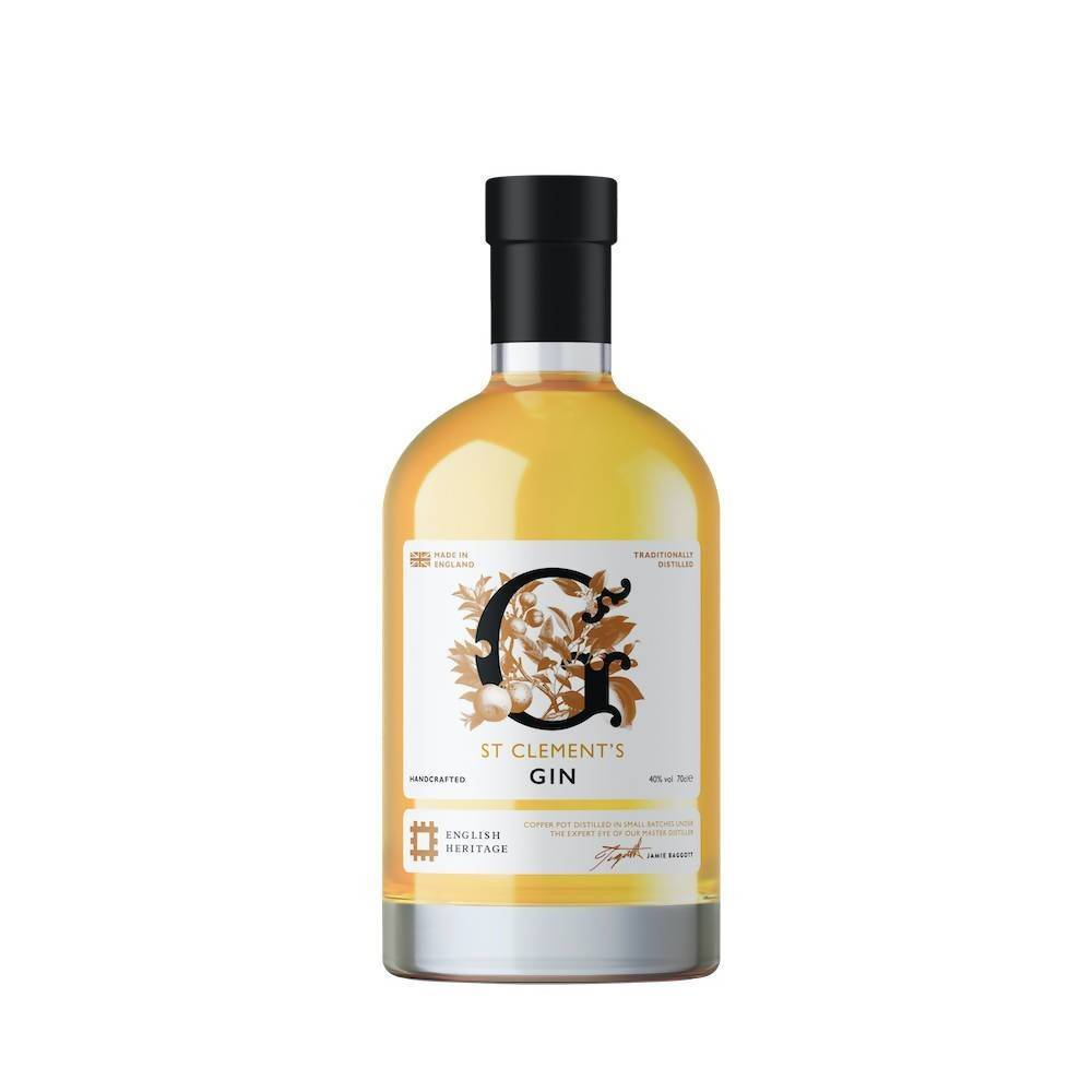English Heritage St. Clements Gin 40% Vol - Bezar