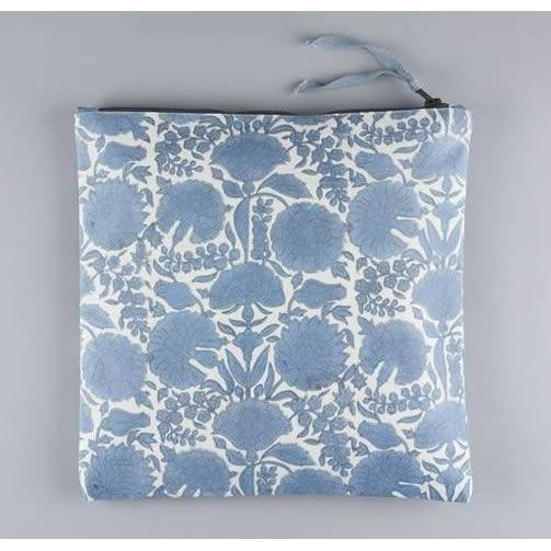 AMRITSAR floral design fold over wash bag - Bezar