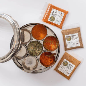Baby Spice Kitchen Spice Tin - Introduce Your Kids to Spice With Our Brand New Spice Collection - Bezar