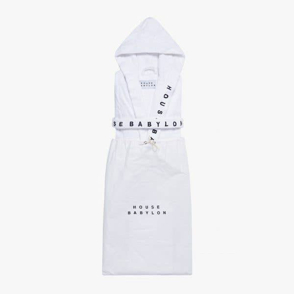 White Bathrobe - Large - Bezar