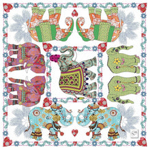 Load image into Gallery viewer, Elephant Parade | Napkins x2 - Bezar