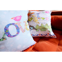 Load image into Gallery viewer, Love Bird | Cushion - Bezar