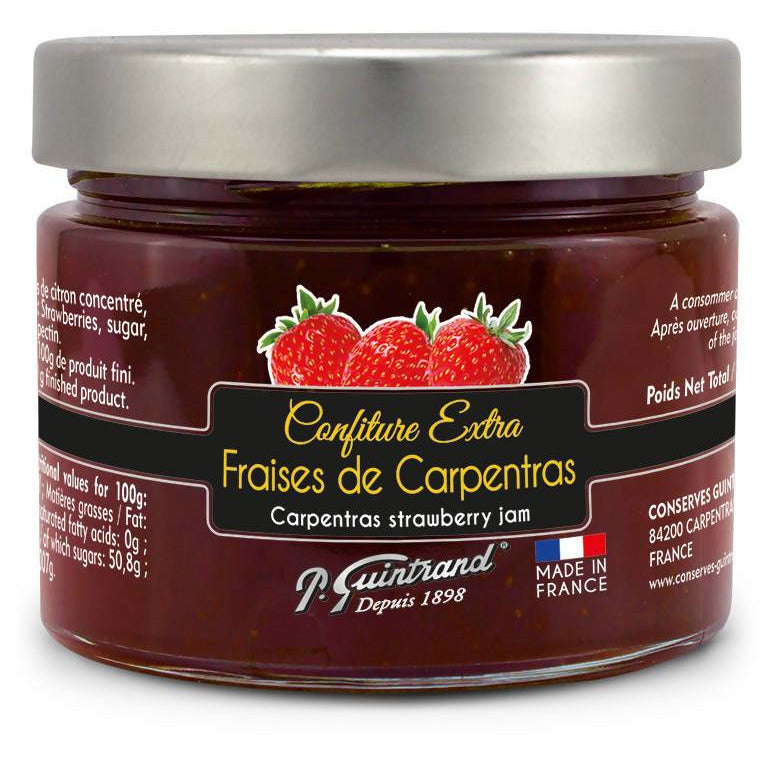 Carpentras strawberry jam