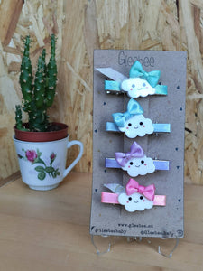 CLOUD FAMILY: Hair Clip