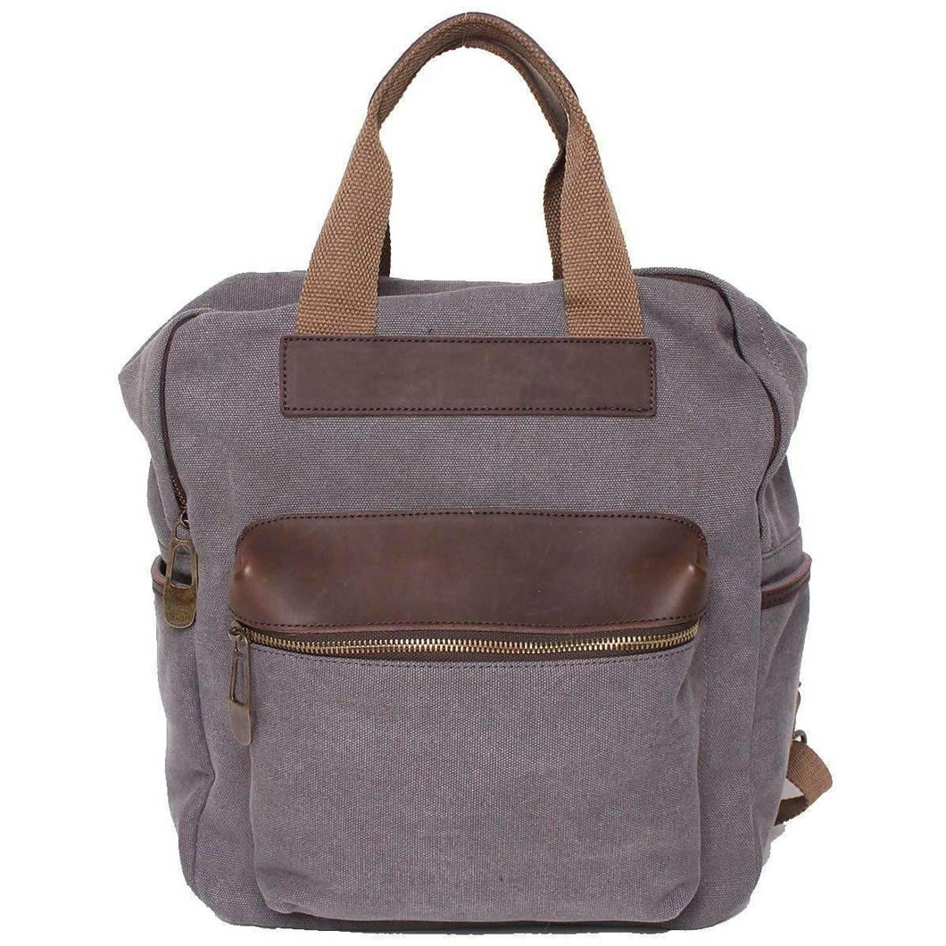 RAMBUTEAU: Backpack - Grey