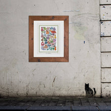 Load image into Gallery viewer, Cat's Whiskers | Art Print - Bezar