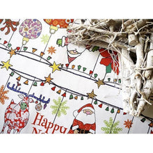 Load image into Gallery viewer, Merrily on High Ornaments | Table Runner - Bezar
