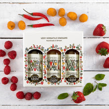 Load image into Gallery viewer, The Womersley Vinegar & Recipes Gift Box