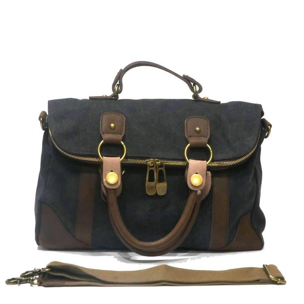 ROYAL PORT: Shoulder bag - Bordeaux