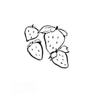 6 Pack Fruity Postcards